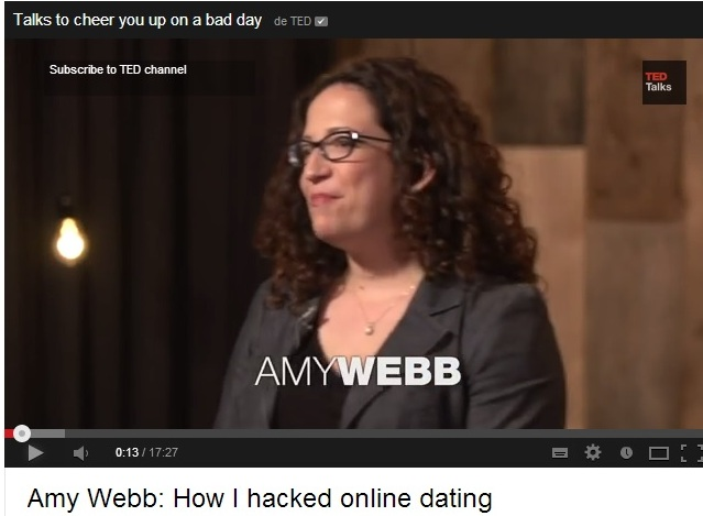 Tedxtalk how i hacked online dating