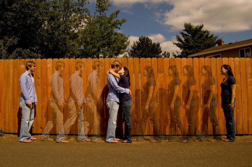 El proceso de construcción de la pareja
